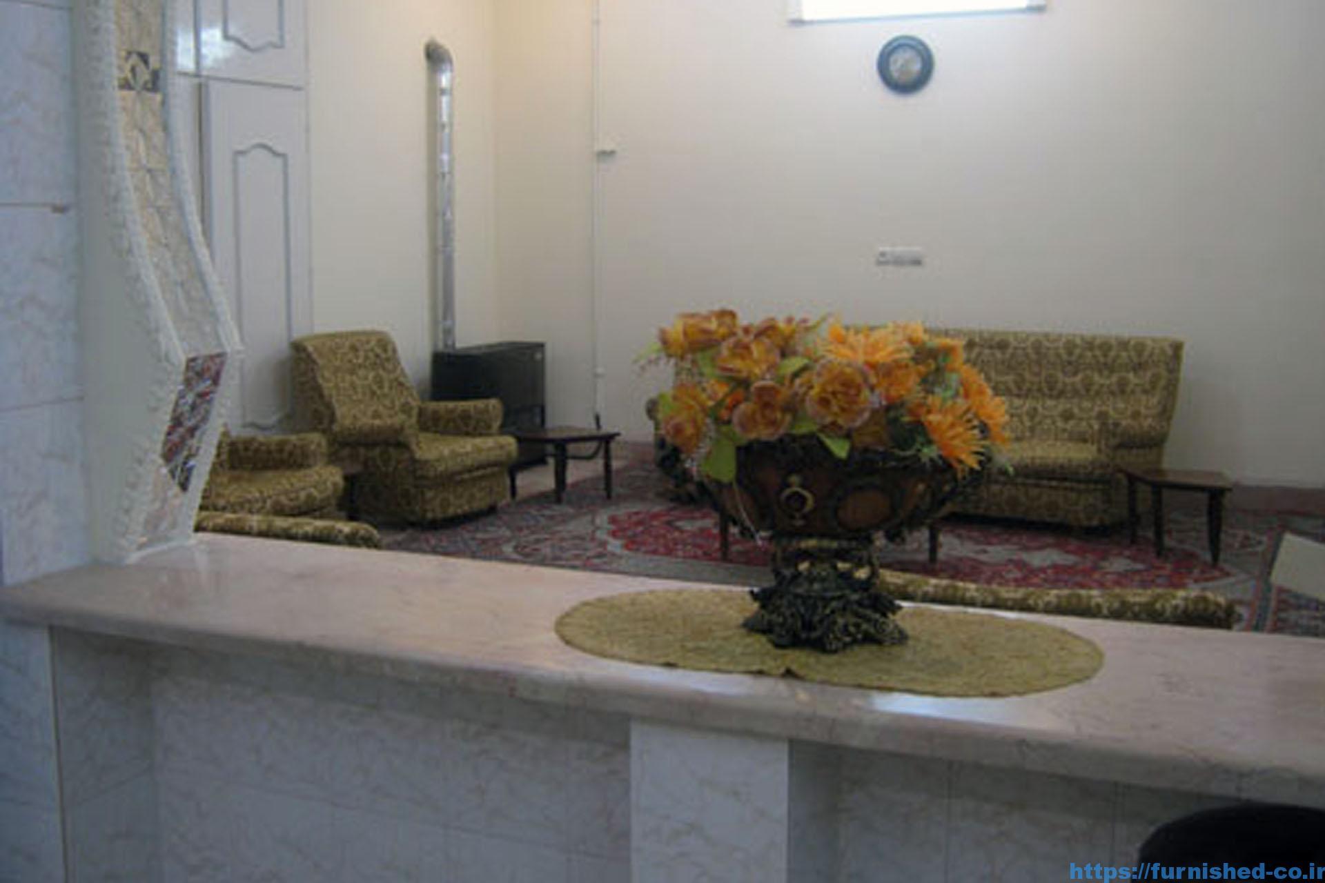 رزرو سوئیت در اصفهان
