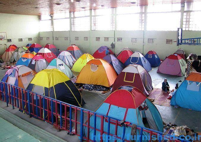 اسکان مسافرین در همدان