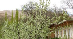 همدان خانه باغ