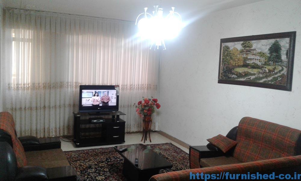 سوئیت آپارتمان مبله در اصفهان