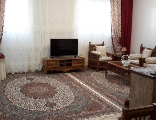 اجاره سوئیت دربستی با وسایل در اصفهان