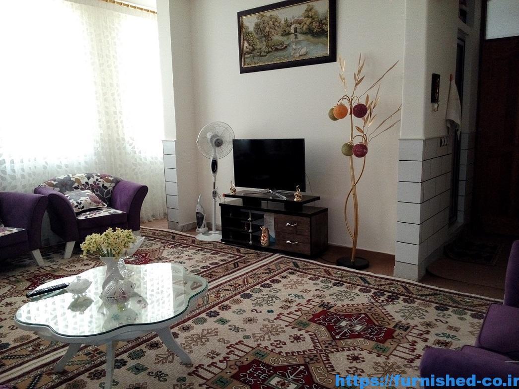سوئیت منزل دربست با وسایل در کرمانشاه